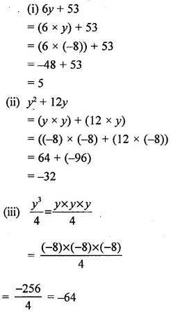 Selina Concise Mathematics Class 6 ICSE Solutions Chapter 21 Framing Algebraic Expressions 23