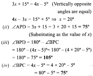 Selina Concise Mathematics Class 6 ICSE Solutions Chapter 25 Properties of Angles and Lines Ex 25A 2