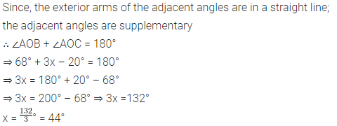 Selina Concise Mathematics Class 6 ICSE Solutions Chapter 25 Properties of Angles and Lines Ex 25A 3