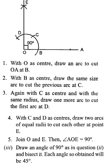 Selina Concise Mathematics Class 6 ICSE Solutions Chapter 25 Properties of Angles and Lines Ex 25C 19