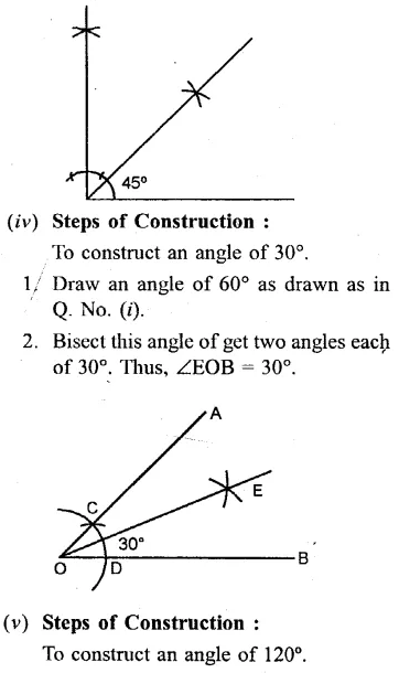 Selina Concise Mathematics Class 6 ICSE Solutions Chapter 25 Properties of Angles and Lines Ex 25C 20