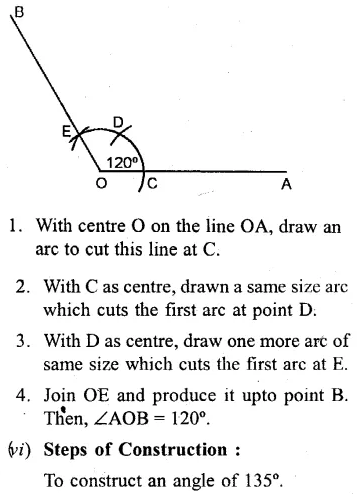 Selina Concise Mathematics Class 6 ICSE Solutions Chapter 25 Properties of Angles and Lines Ex 25C 21