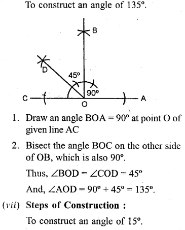 Selina Concise Mathematics Class 6 ICSE Solutions Chapter 25 Properties of Angles and Lines Ex 25C 22