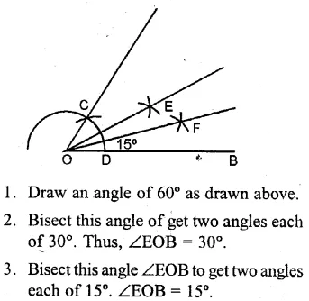Selina Concise Mathematics Class 6 ICSE Solutions Chapter 25 Properties of Angles and Lines Ex 25C 23