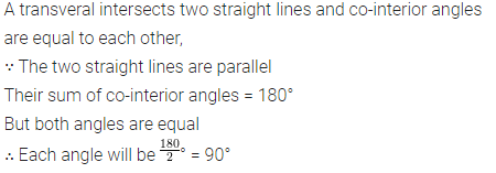 Selina Concise Mathematics Class 6 ICSE Solutions Chapter 25 Properties of Angles and Lines Rev Ex 41