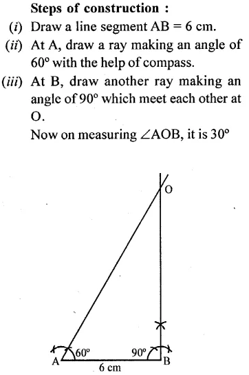 Selina Concise Mathematics Class 6 ICSE Solutions Chapter 25 Properties of Angles and Lines Rev Ex 49
