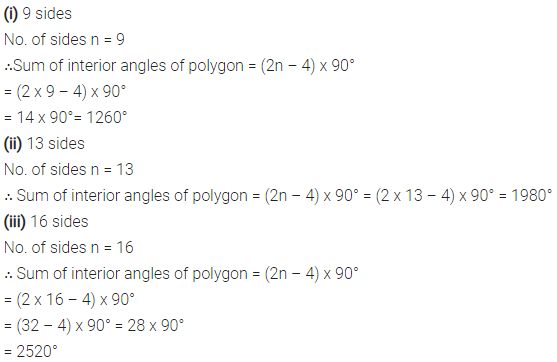 Selina Concise Mathematics Class 6 ICSE Solutions Chapter 28 Polygons Ex 28A 2