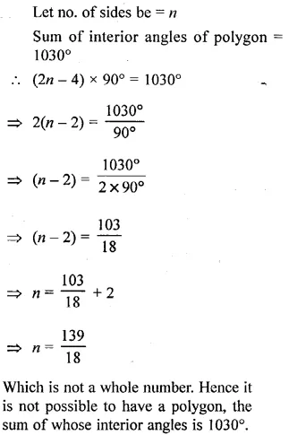 Selina Concise Mathematics Class 6 ICSE Solutions Chapter 28 Polygons Ex 28A 5