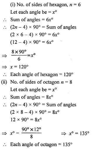 Selina Concise Mathematics Class 6 ICSE Solutions Chapter 28 Polygons Ex 28A 6