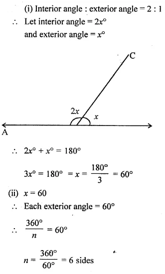 Selina Concise Mathematics Class 6 ICSE Solutions Chapter 28 Polygons Ex 28B 20