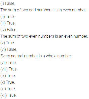 Selina Concise Mathematics Class 6 ICSE Solutions Chapter 5 Natural Numbers and Whole Numbers Ex 5A 8