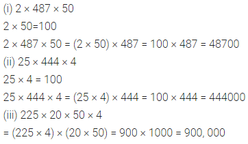 Selina Concise Mathematics Class 6 ICSE Solutions Chapter 5 Natural Numbers and Whole Numbers Ex 5C 16