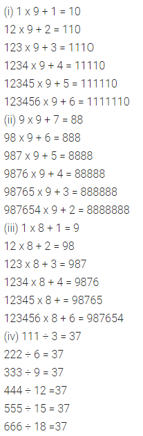 Selina Concise Mathematics Class 6 ICSE Solutions Chapter 5 Natural Numbers and Whole Numbers Ex 5F 32