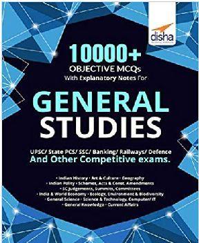 General Studies by Disha