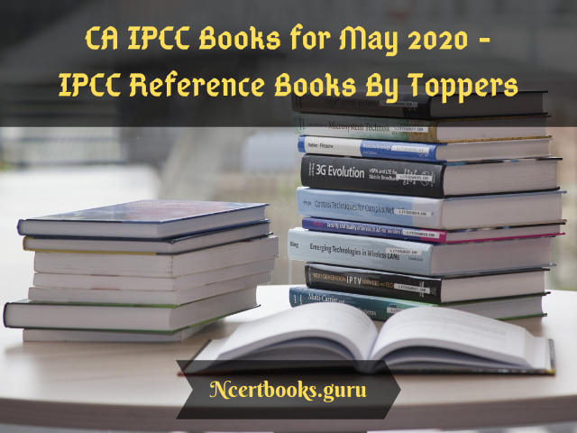 CA IPCC Books