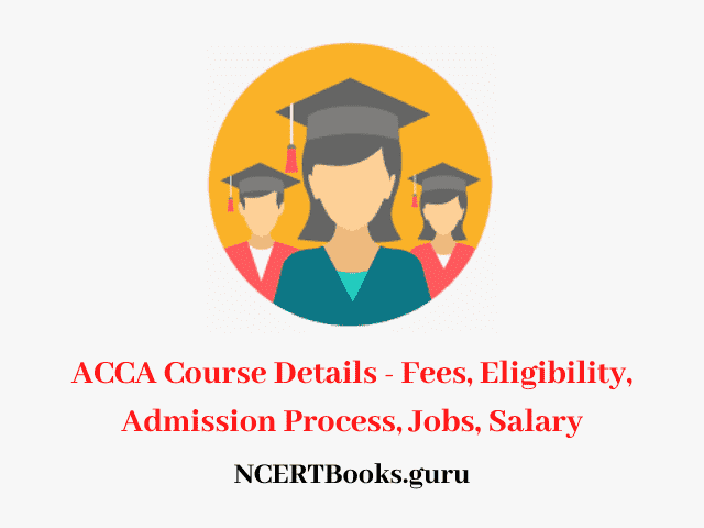 ACCA Course Details