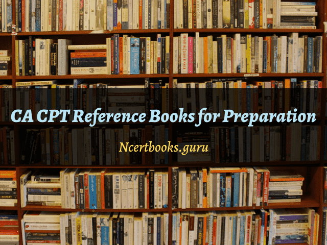 CPT Reference Books for Self Study