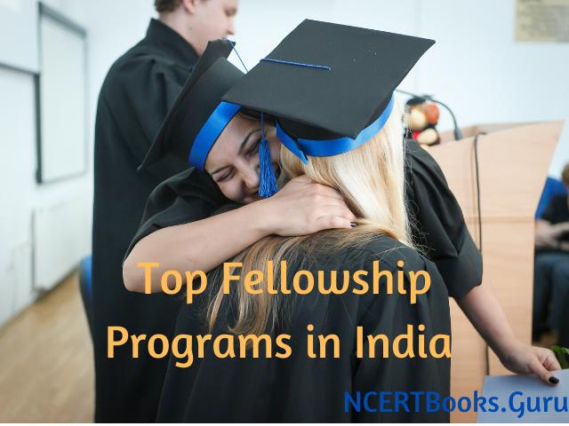 Fellowship Programs in India