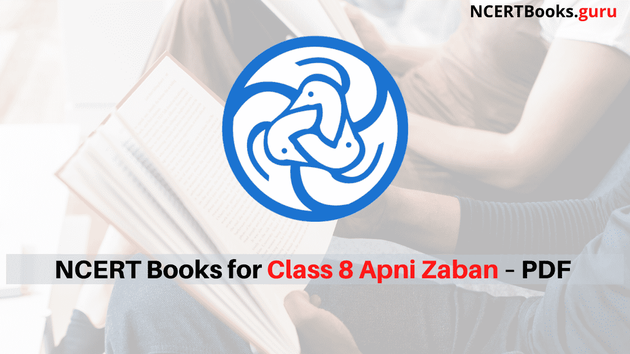 NCERT Books for Class 8 Apni Zaban PDF Download