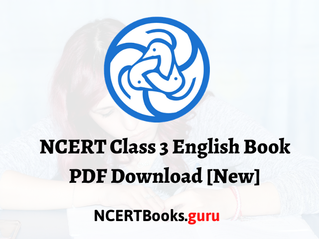 NCERT Class 3 English Book