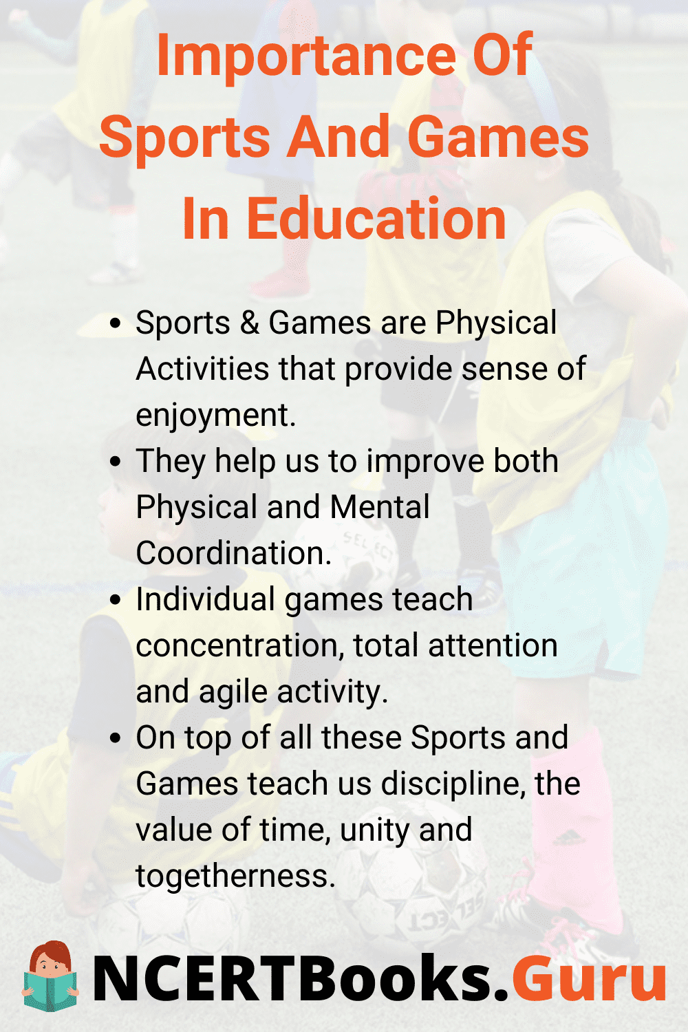 Importance Of Sports And Games In Education Essay