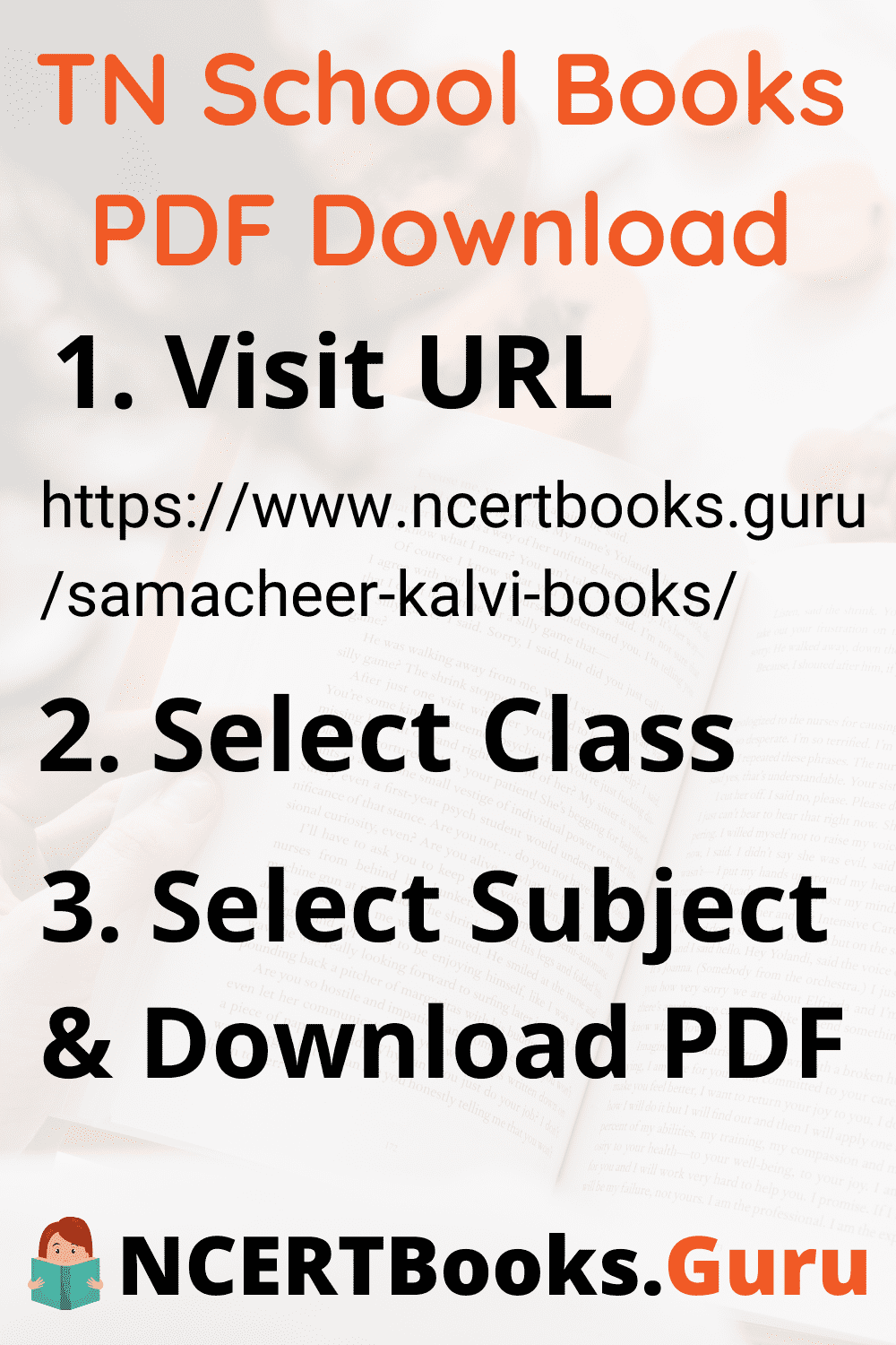 TN School Books PDF Download
