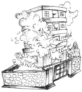 A House on Fire Essay