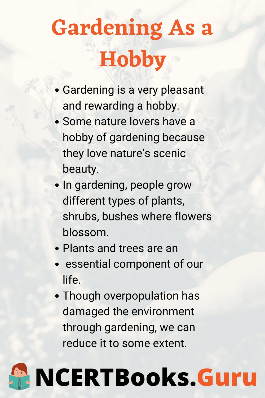 Gardening essay writing best biography editor website ca