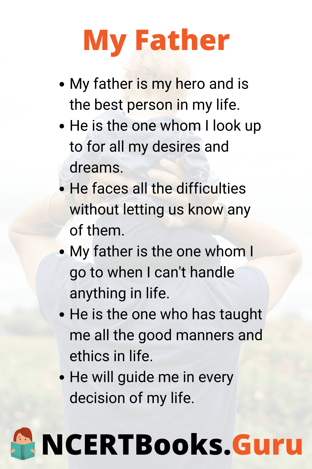 Essay about my mother