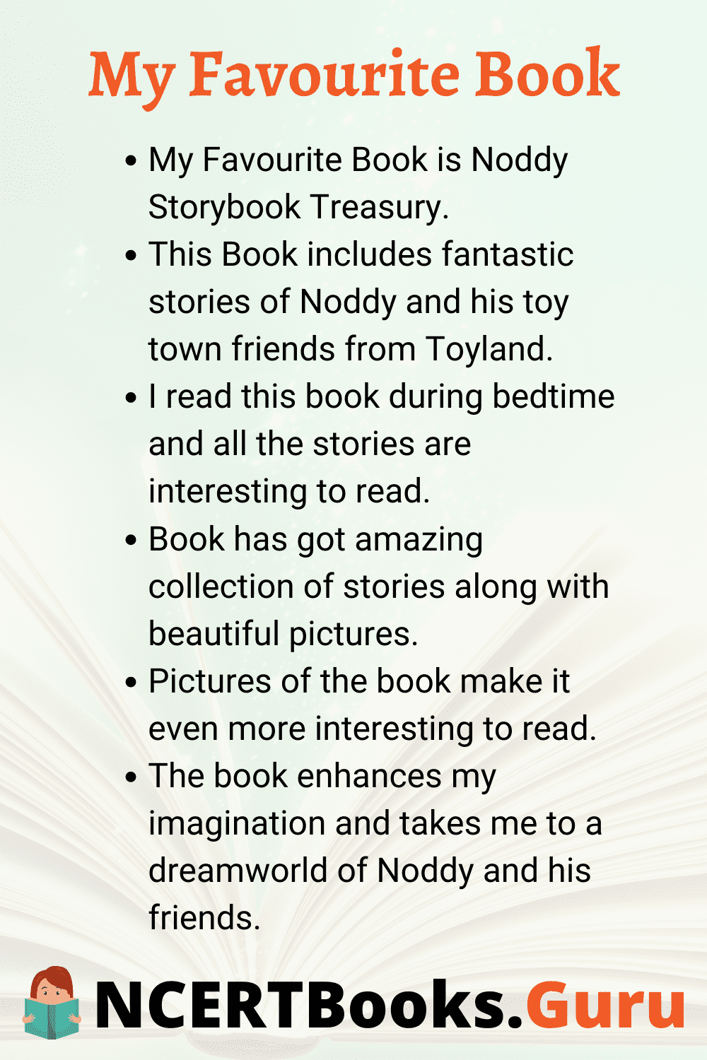 Essay on My Favourite Book