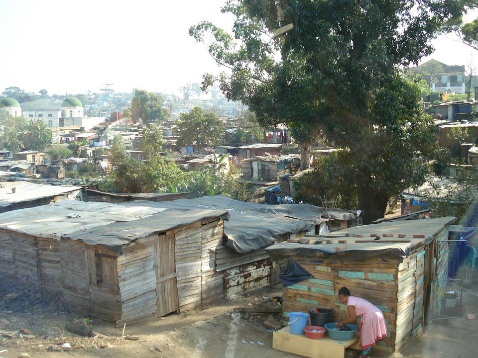 Essay on Slums in India