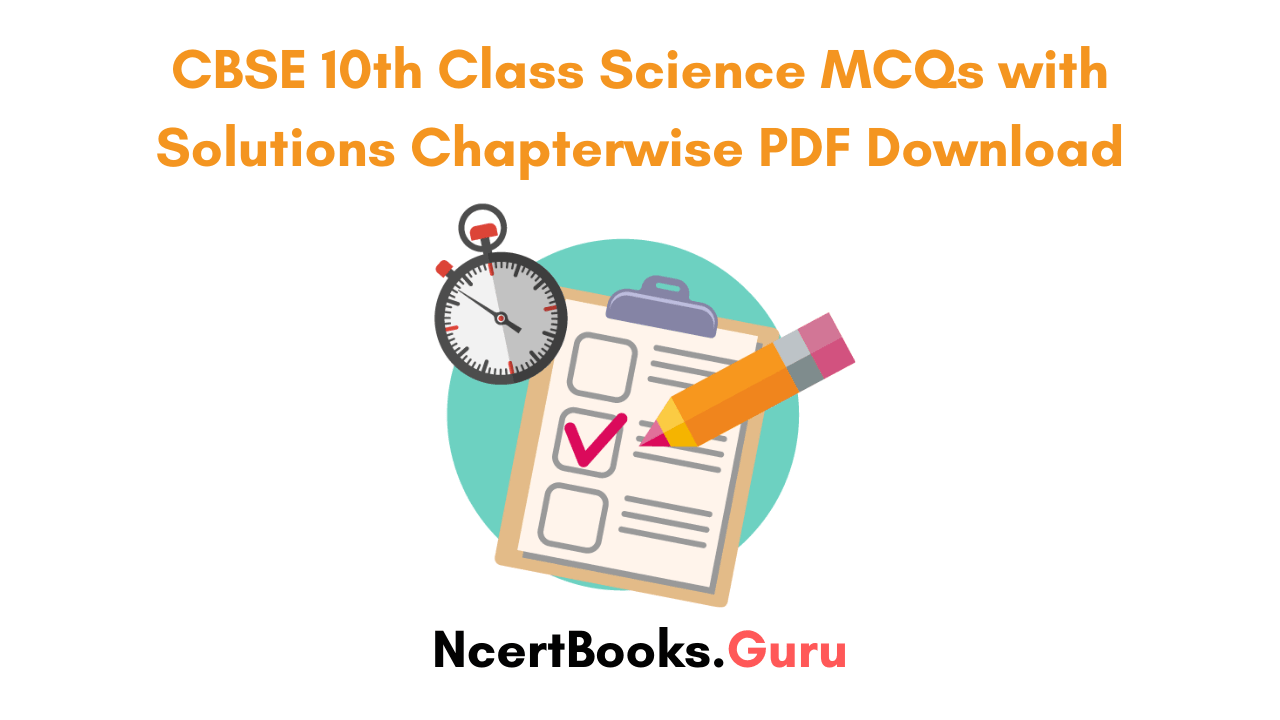 10th class science mcqs with solutions pdf download