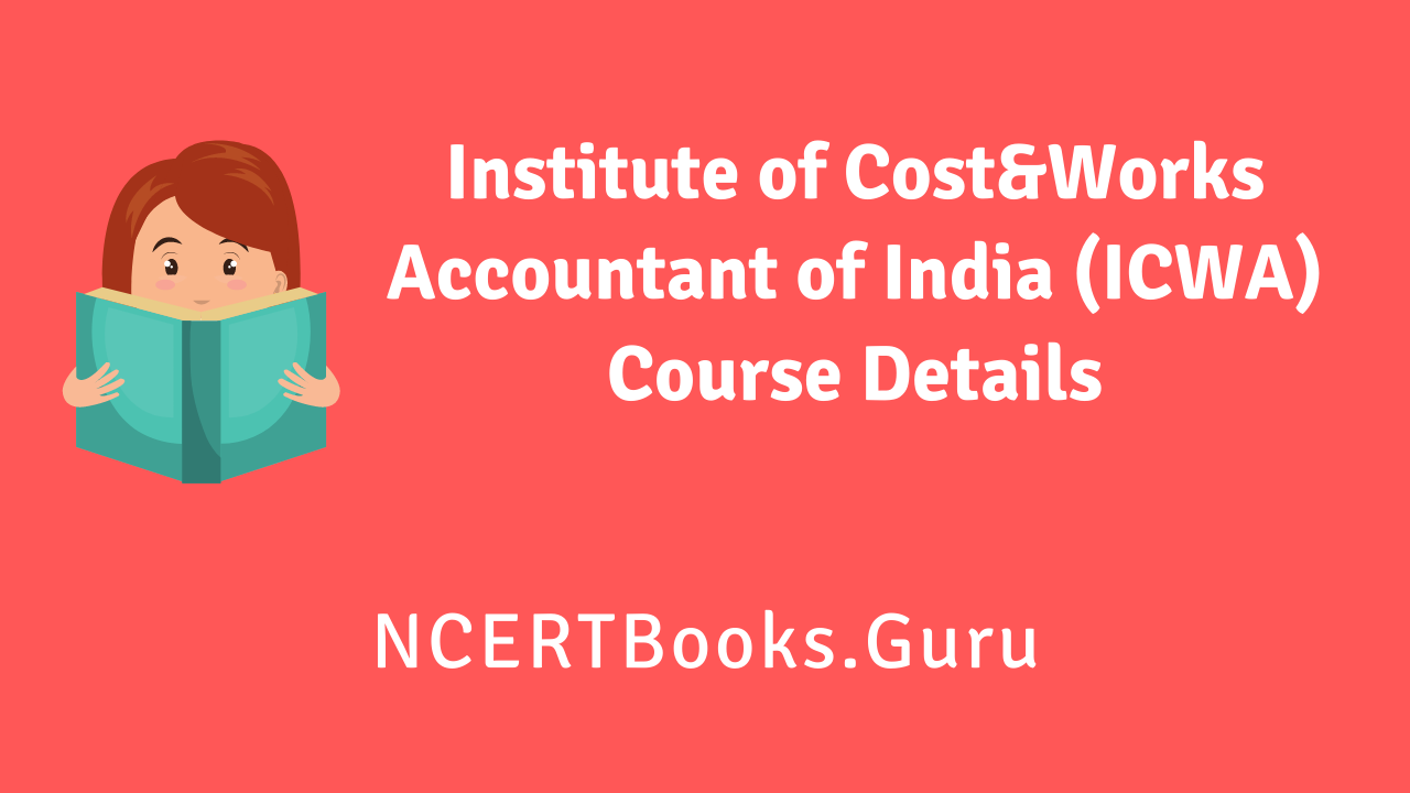 ICWA Course Details