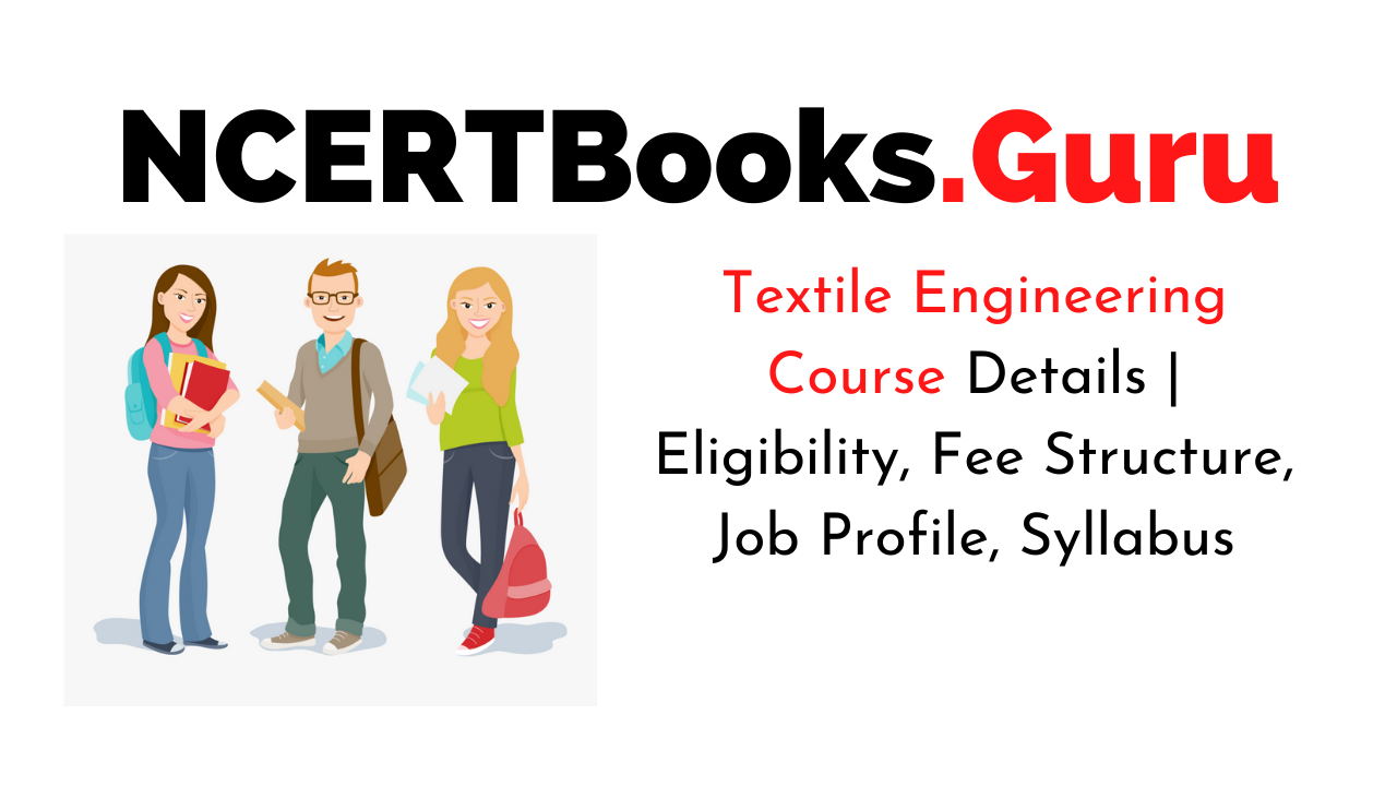 Textile Engineering Course