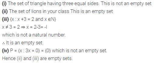 Selina Concise Mathematics Class 7 ICSE Solutions Chapter 13 Set Concepts Ex 13B 13