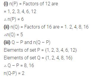 Selina Concise Mathematics Class 7 ICSE Solutions Chapter 13 Set Concepts Ex 13D 26