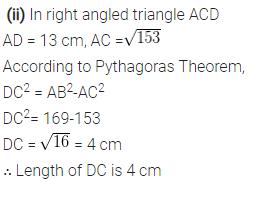 Selina Concise Mathematics Class 7 ICSE Solutions Chapter 16 Pythagoras Theorem 15