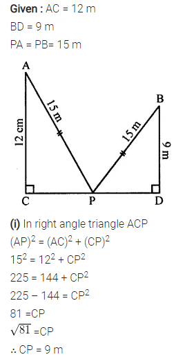 Selina Concise Mathematics Class 7 ICSE Solutions Chapter 16 Pythagoras Theorem 6