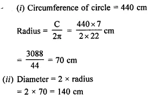 Selina Concise Mathematics Class 7 ICSE Solutions Chapter 20 Mensuration Ex 20A 14