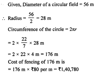 Selina Concise Mathematics Class 7 ICSE Solutions Chapter 20 Mensuration Ex 20A 15