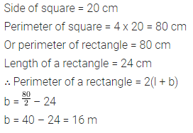 Selina Concise Mathematics Class 7 ICSE Solutions Chapter 20 Mensuration Ex 20A 8