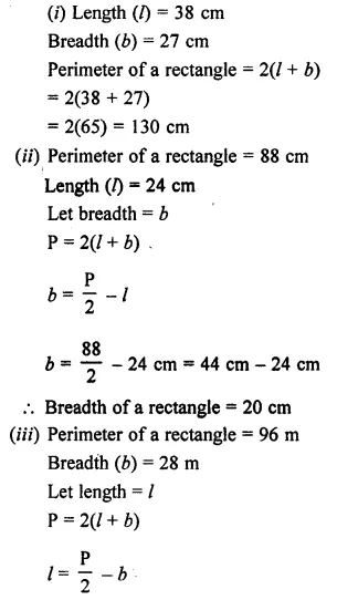 Selina Concise Mathematics Class 7 ICSE Solutions Chapter 20 Mensuration Ex 20A 9