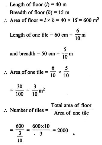 Selina Concise Mathematics Class 7 ICSE Solutions Chapter 20 Mensuration Ex 20B 30