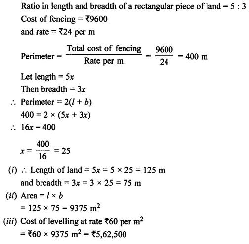 Selina Concise Mathematics Class 7 ICSE Solutions Chapter 20 Mensuration Ex 20B 31