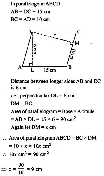 Selina Concise Mathematics Class 7 ICSE Solutions Chapter 20 Mensuration Ex 20B 41