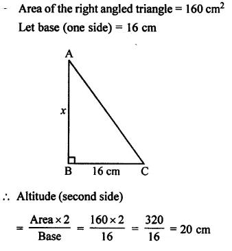 Selina Concise Mathematics Class 7 ICSE Solutions Chapter 20 Mensuration Ex 20B 45