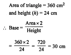 Selina Concise Mathematics Class 7 ICSE Solutions Chapter 20 Mensuration Ex 20B 52
