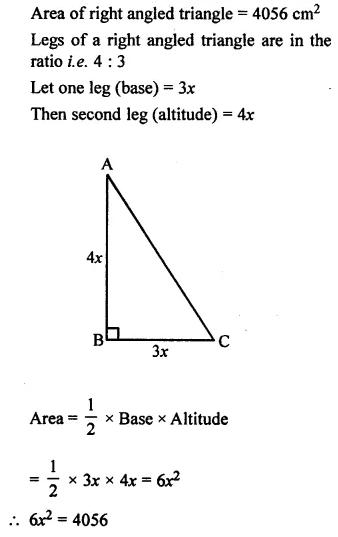 Selina Concise Mathematics Class 7 ICSE Solutions Chapter 20 Mensuration Ex 20B 53