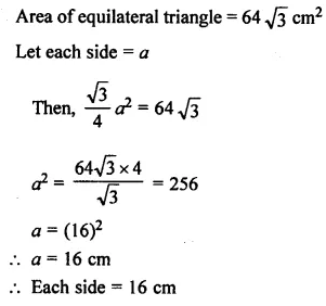 Selina Concise Mathematics Class 7 ICSE Solutions Chapter 20 Mensuration Ex 20B 55