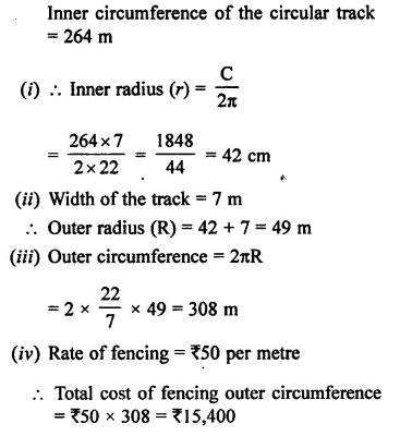 Selina Concise Mathematics Class 7 ICSE Solutions Chapter 20 Mensuration Ex 20B 64